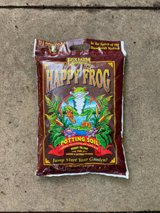 FoxFarm Happy Frog - Potting Soil - Mickey Hargitay Plants