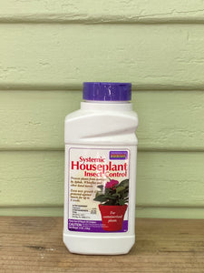 Systemic Houseplant Insect Control - Mickey Hargitay Plants