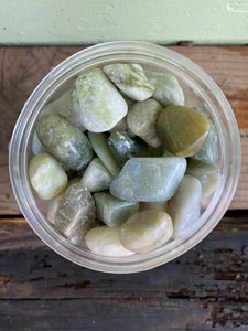 Jade Polished Pebbles - Mickey Hargitay Plants
