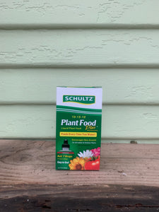 Schultz Plant Food - Mickey Hargitay Plants