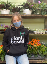 Load image into Gallery viewer, plant based. Hoodie