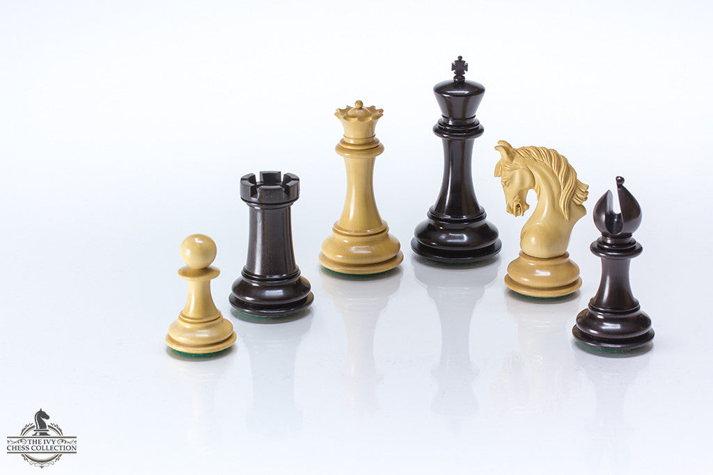 Elegant Chess Pieces