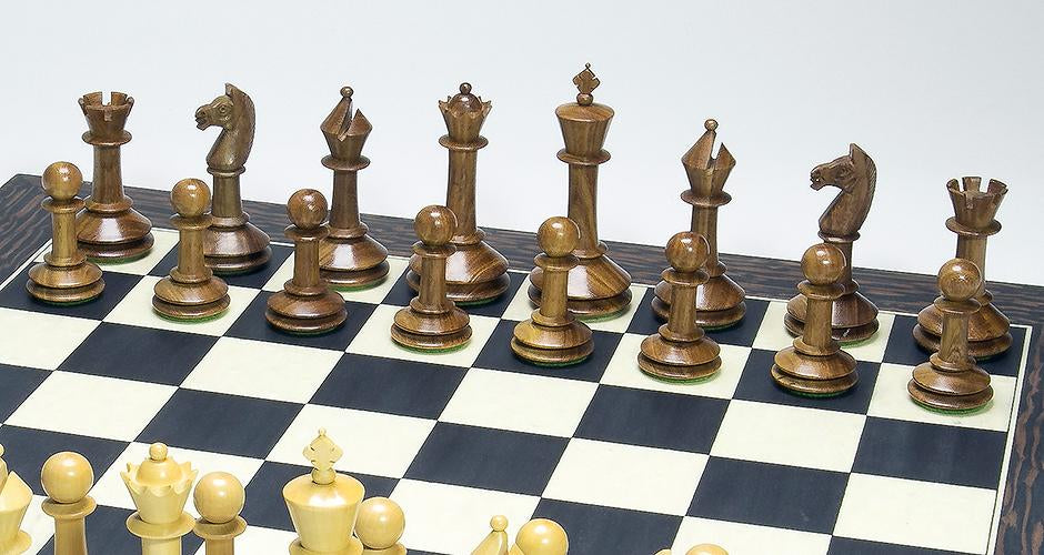 Beautiful Mid-range Chess Sets Now In Stock