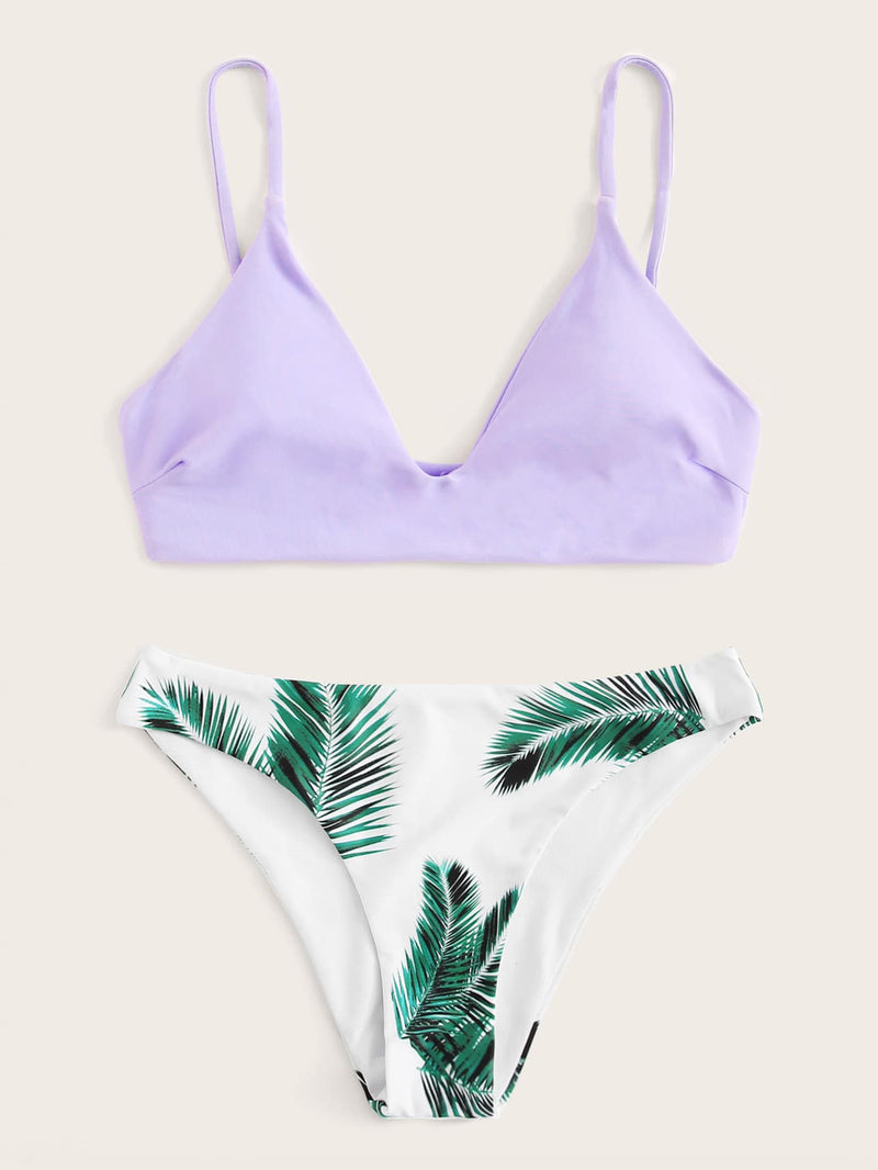 Mix und Match Bikini Set