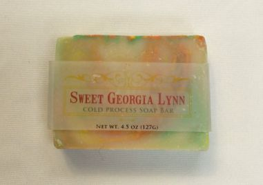 Sweet Georgia Lynn Sliced Soap
