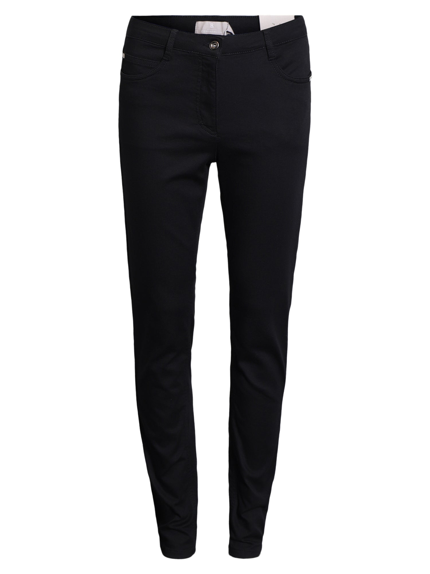 Image of   Jeans med superstræk Madelaine - Black
