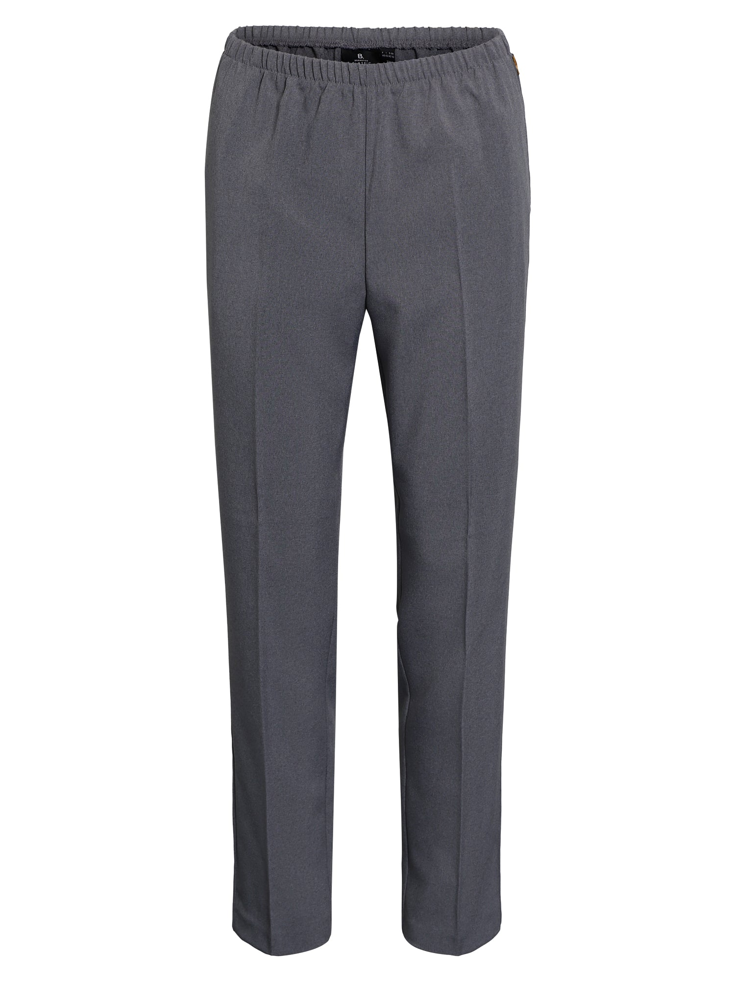 Image of   Bukser med elastik Anna - Washed Grey