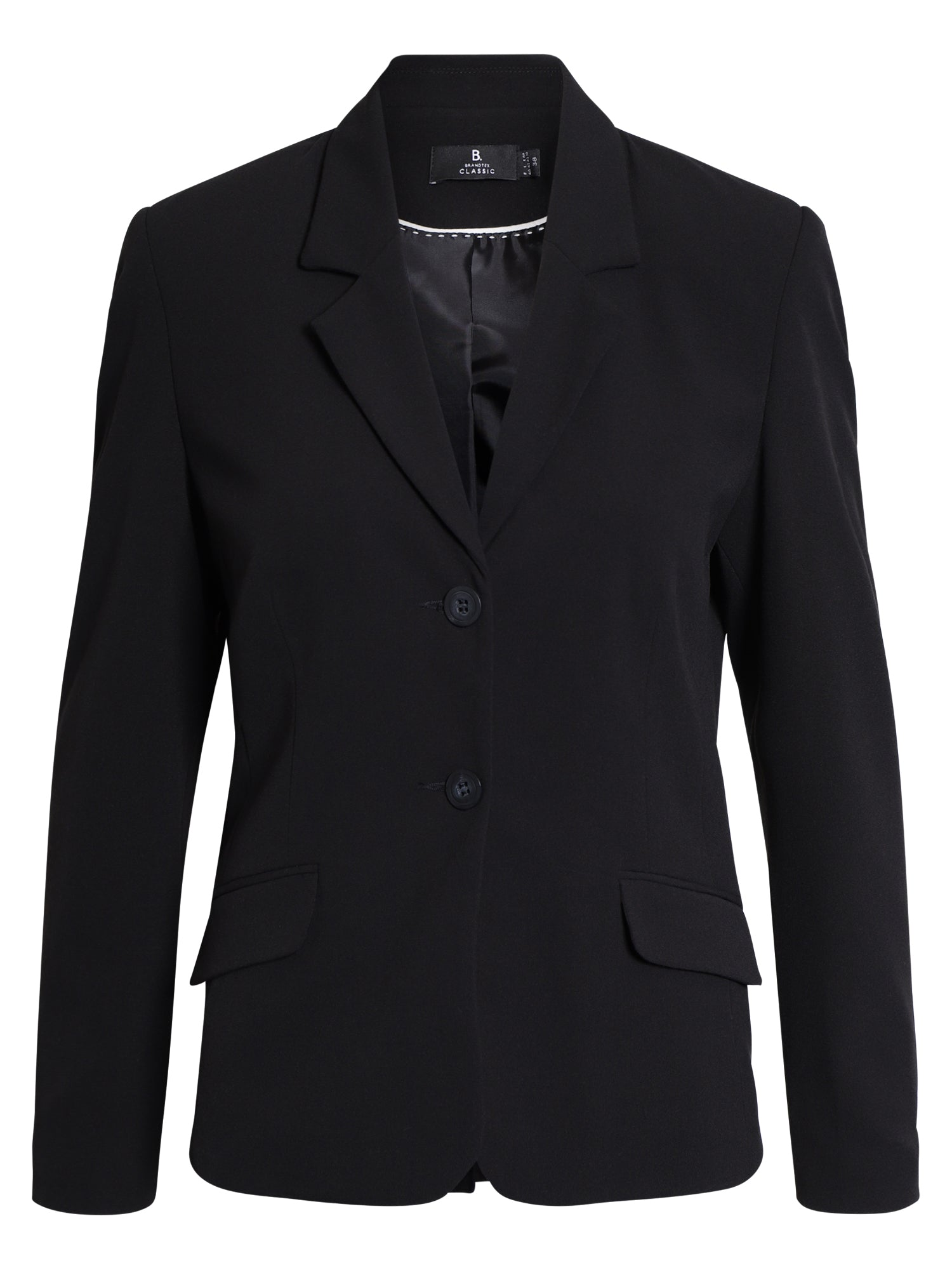 Image of   Blazer-jakke - Black