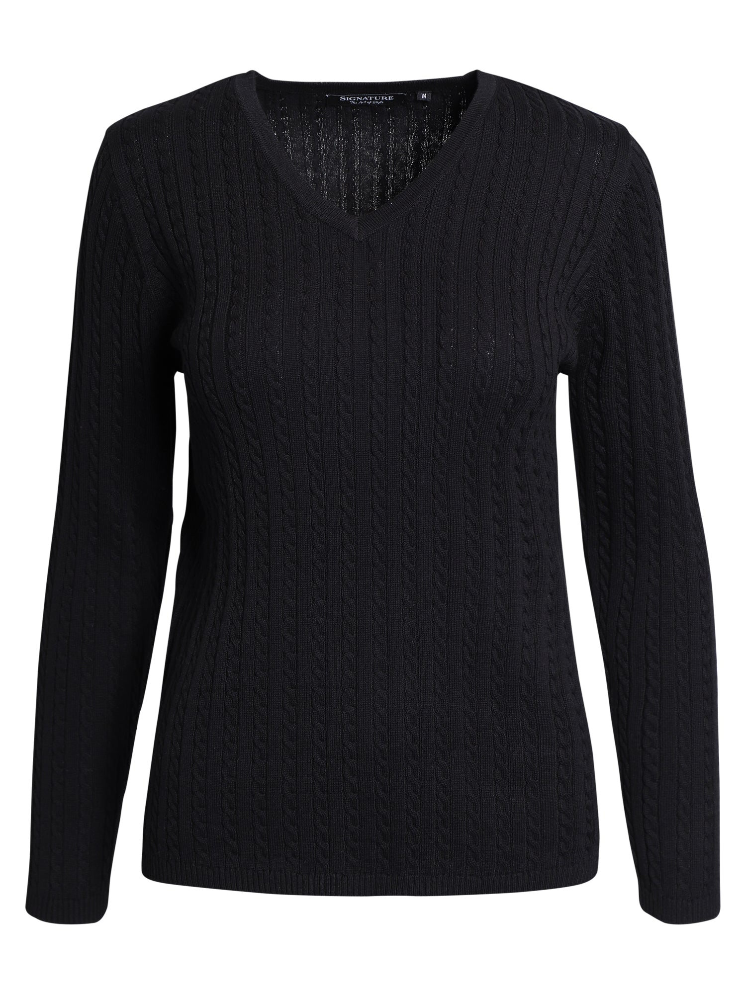 Image of   Pullover - Black