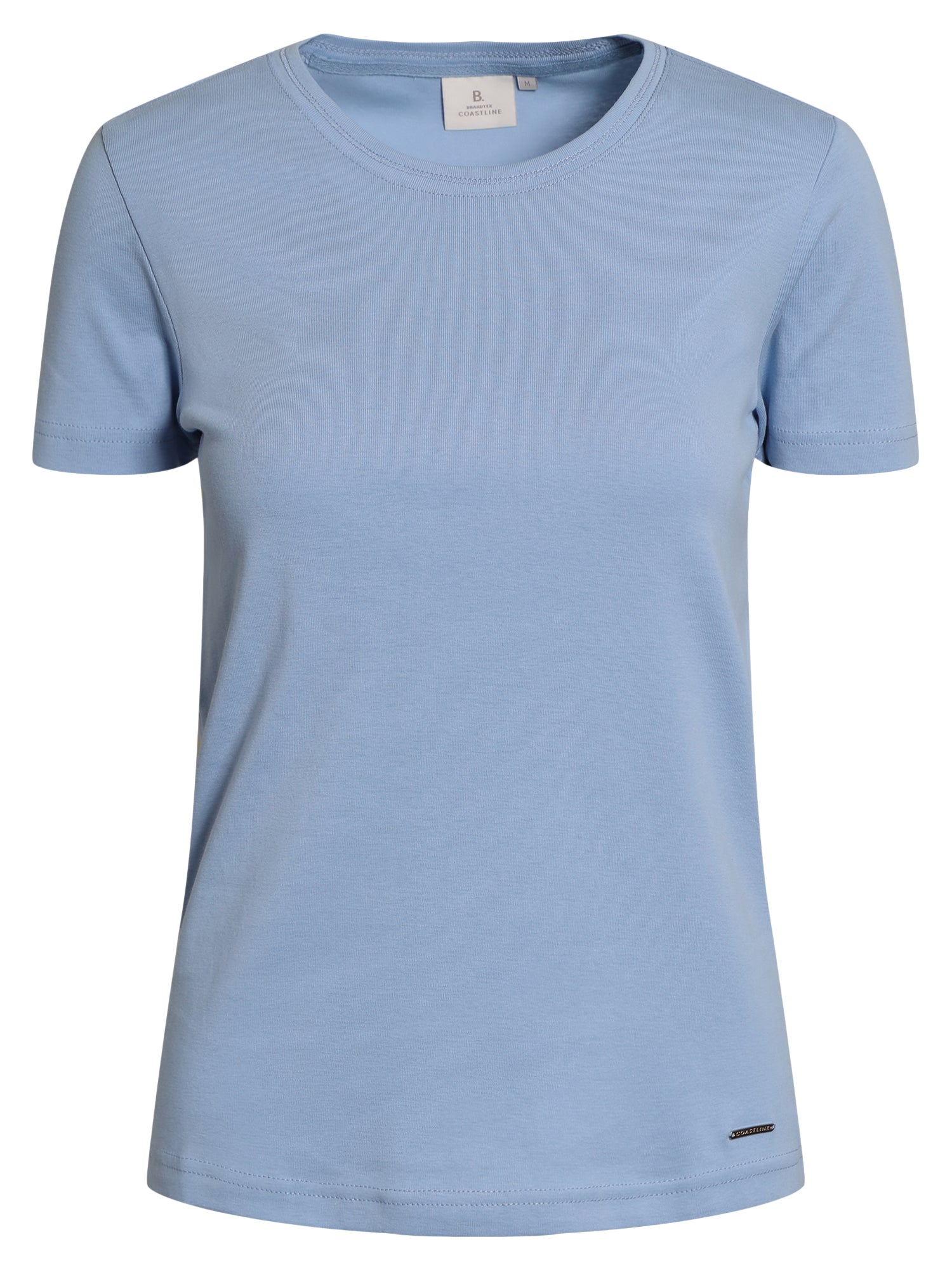 Image of   T-shirt med korte ærmer - Blue heaven