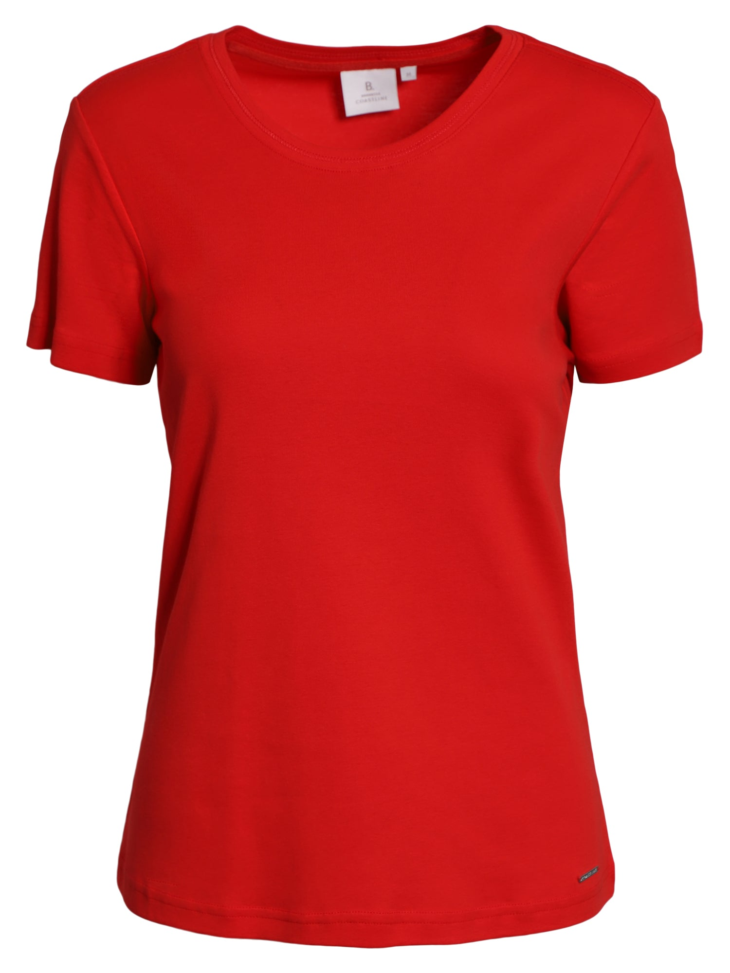 Image of   T-shirt med korte ærmer - Highrisk Red