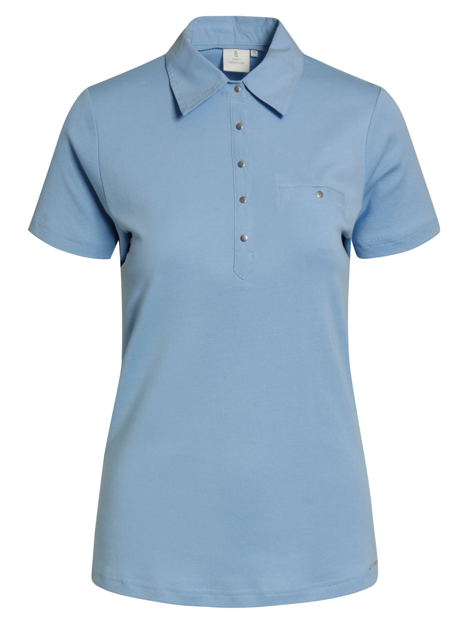 Image of   Polo-t-shirt - Blue heaven