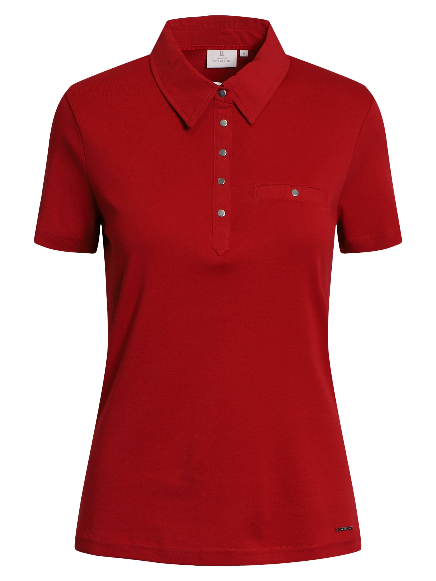 Image of   Polo-t-shirt - Red