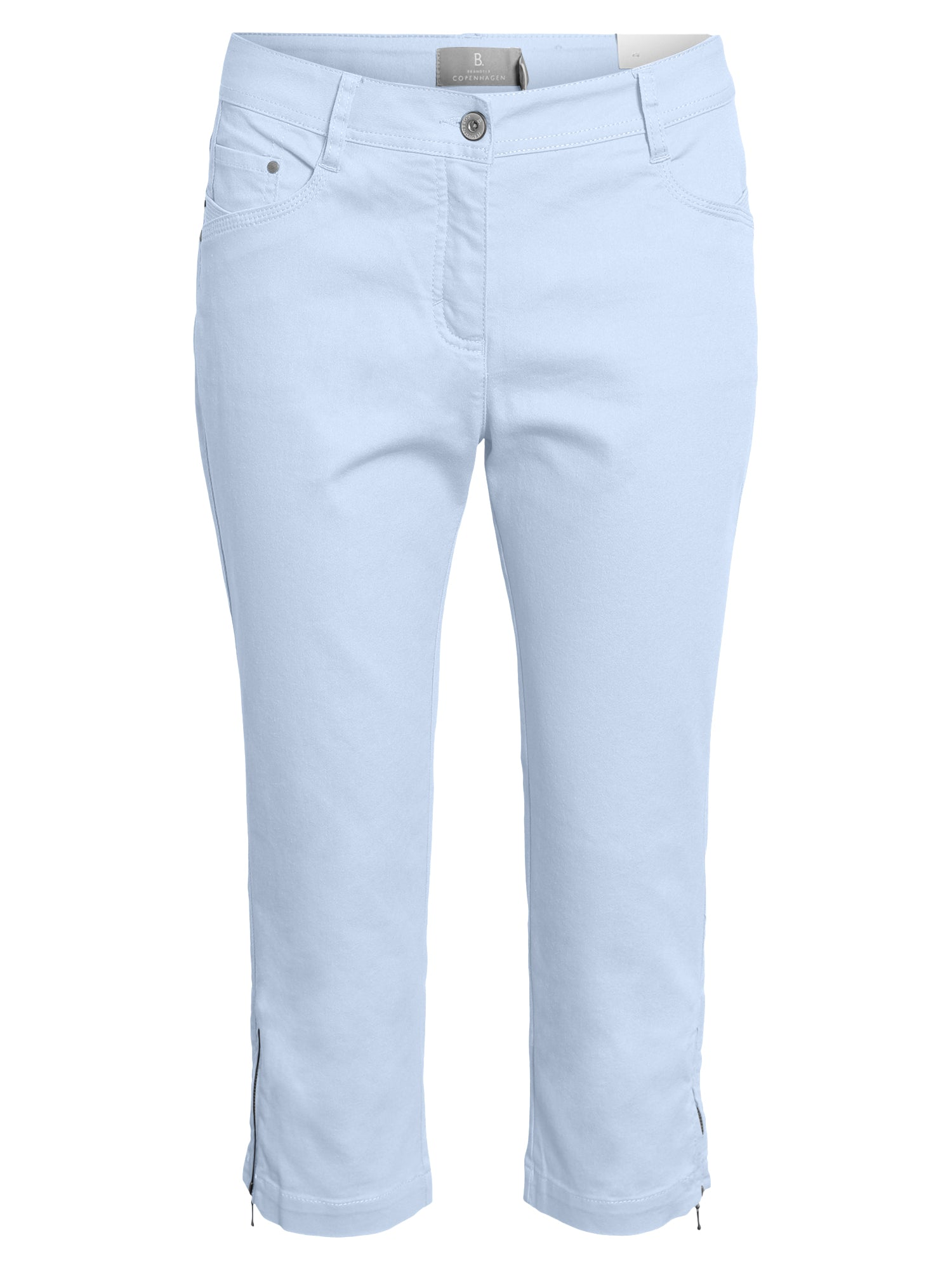 Image of   Capri-bukser Victoria - Chambray Blue