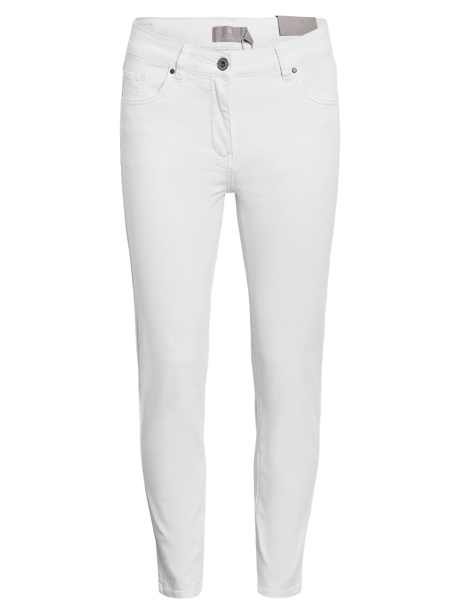 Image of   7/8 Jeans Madelaine - White