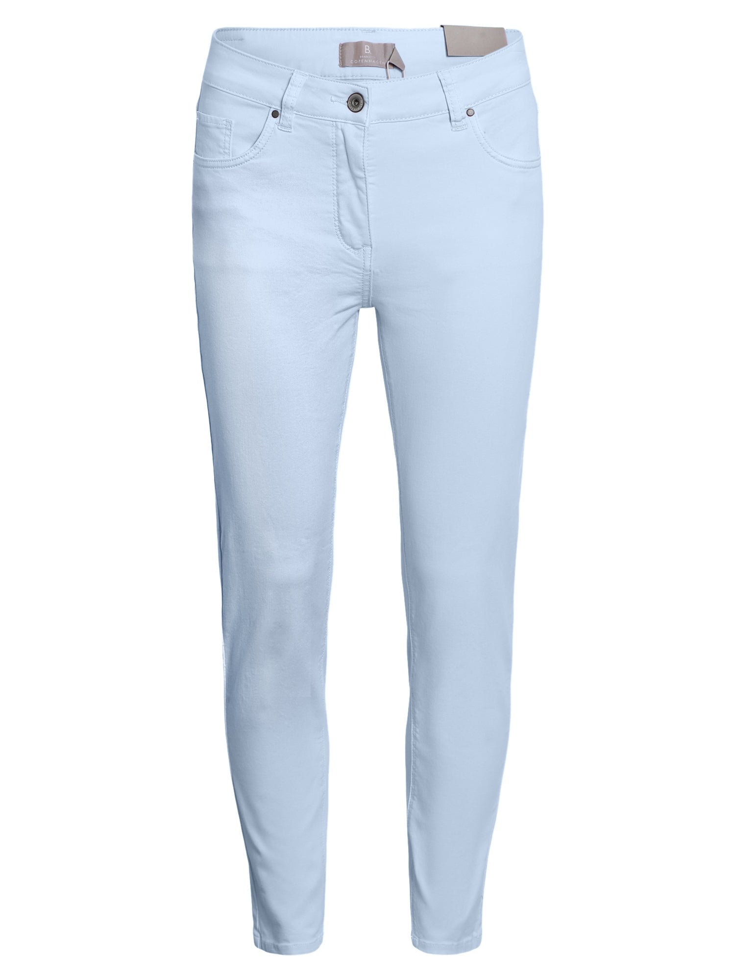 Image of   7/8 Jeans Madelaine - Chambray Blue