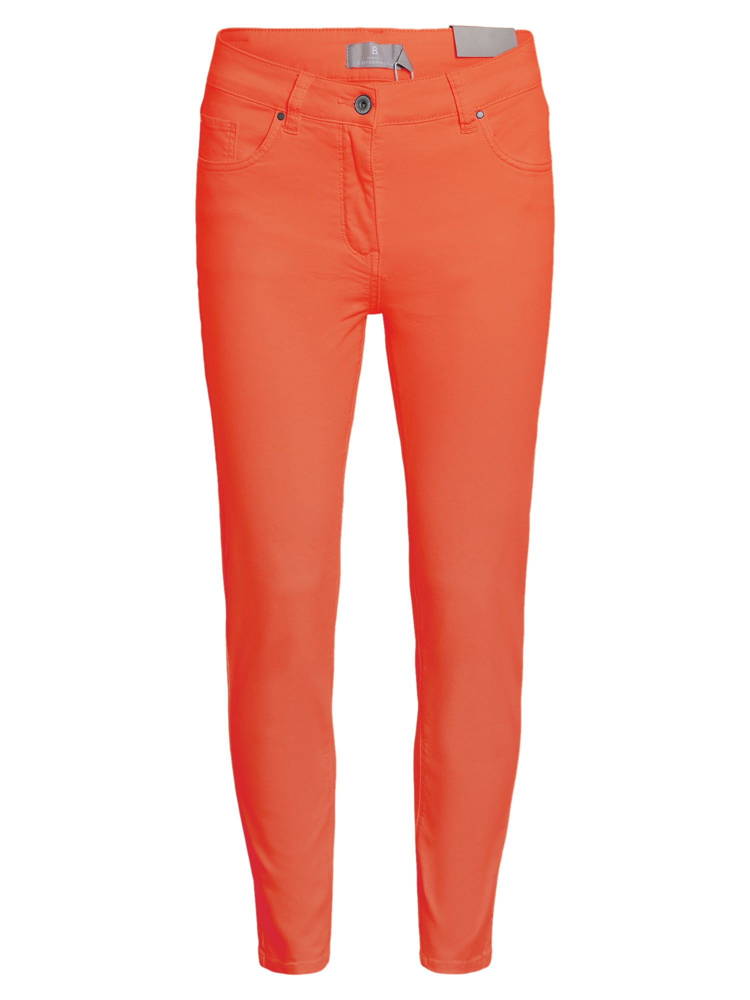 Image of   7/8 Jeans Madelaine - Living Coral