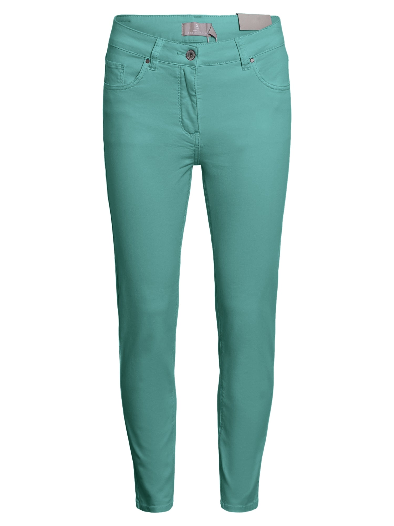 Image of   7/8 Jeans Madelaine - Emerald