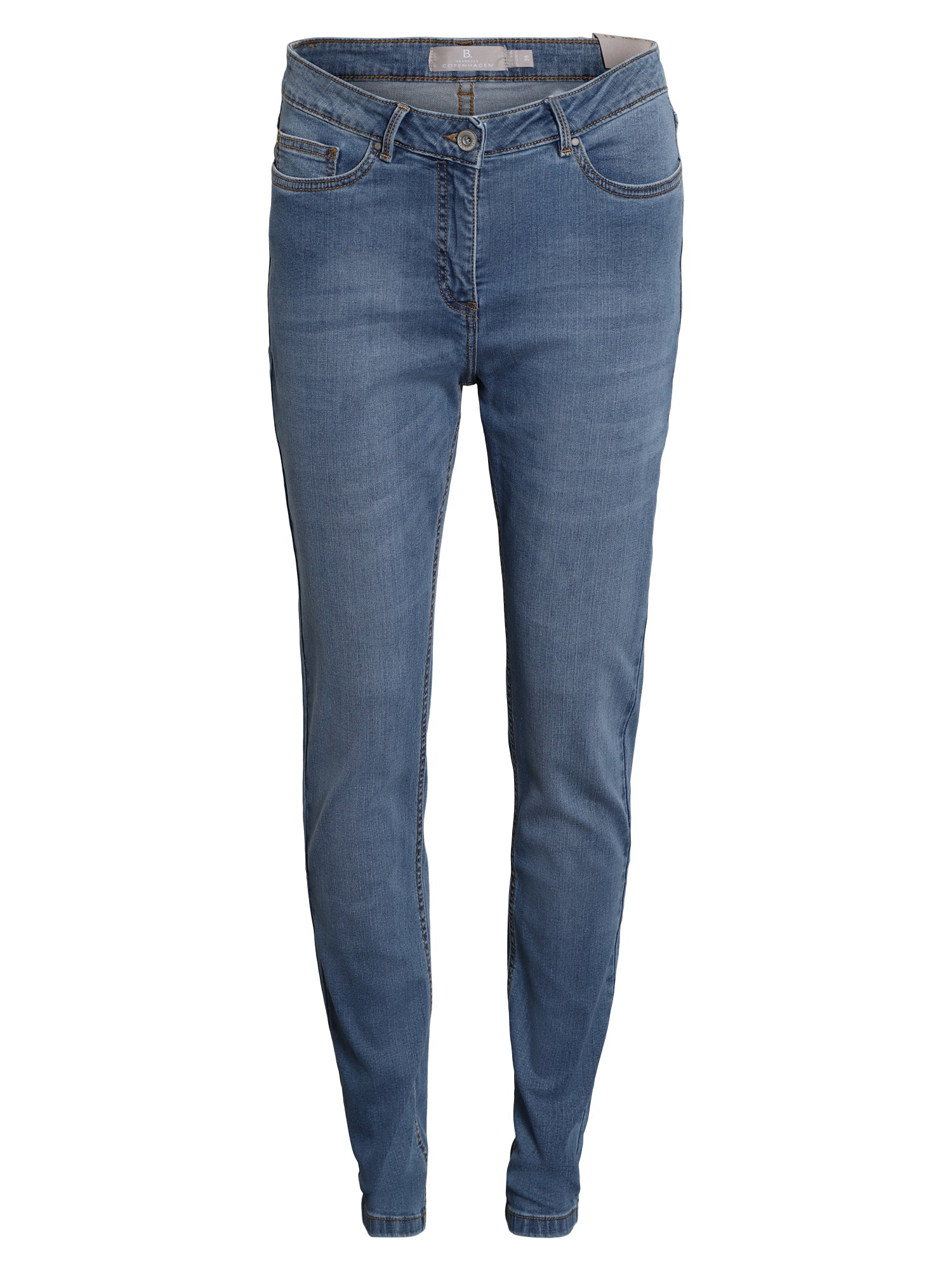 Image of   Jeans Madelaine - Blue sky denim