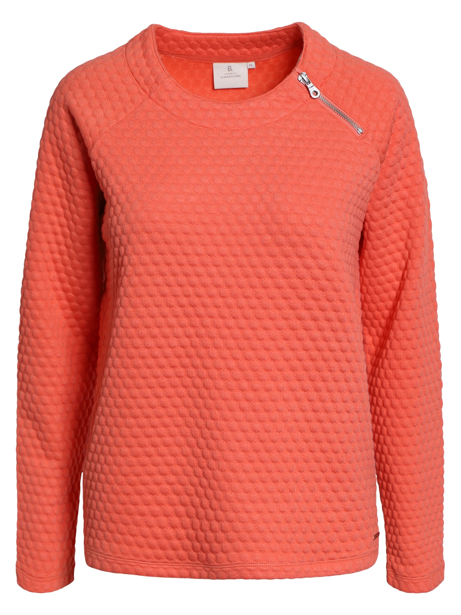 Image of   Sweatshirt - Living Coral