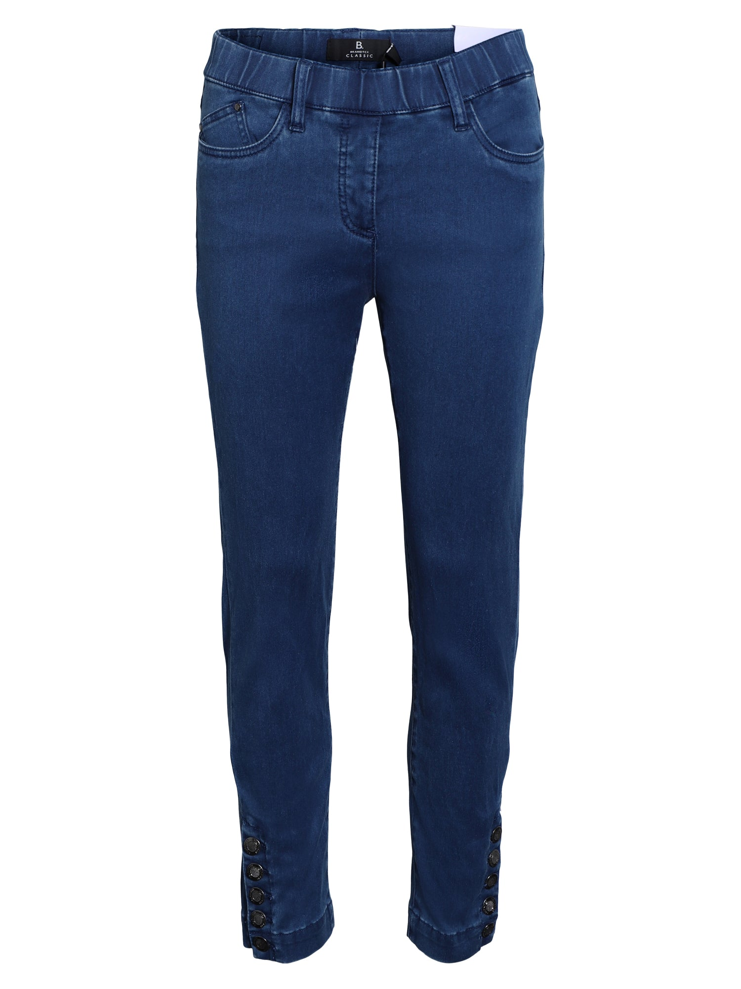 Image of   7/8 Jeans Madelaine - Washed blue