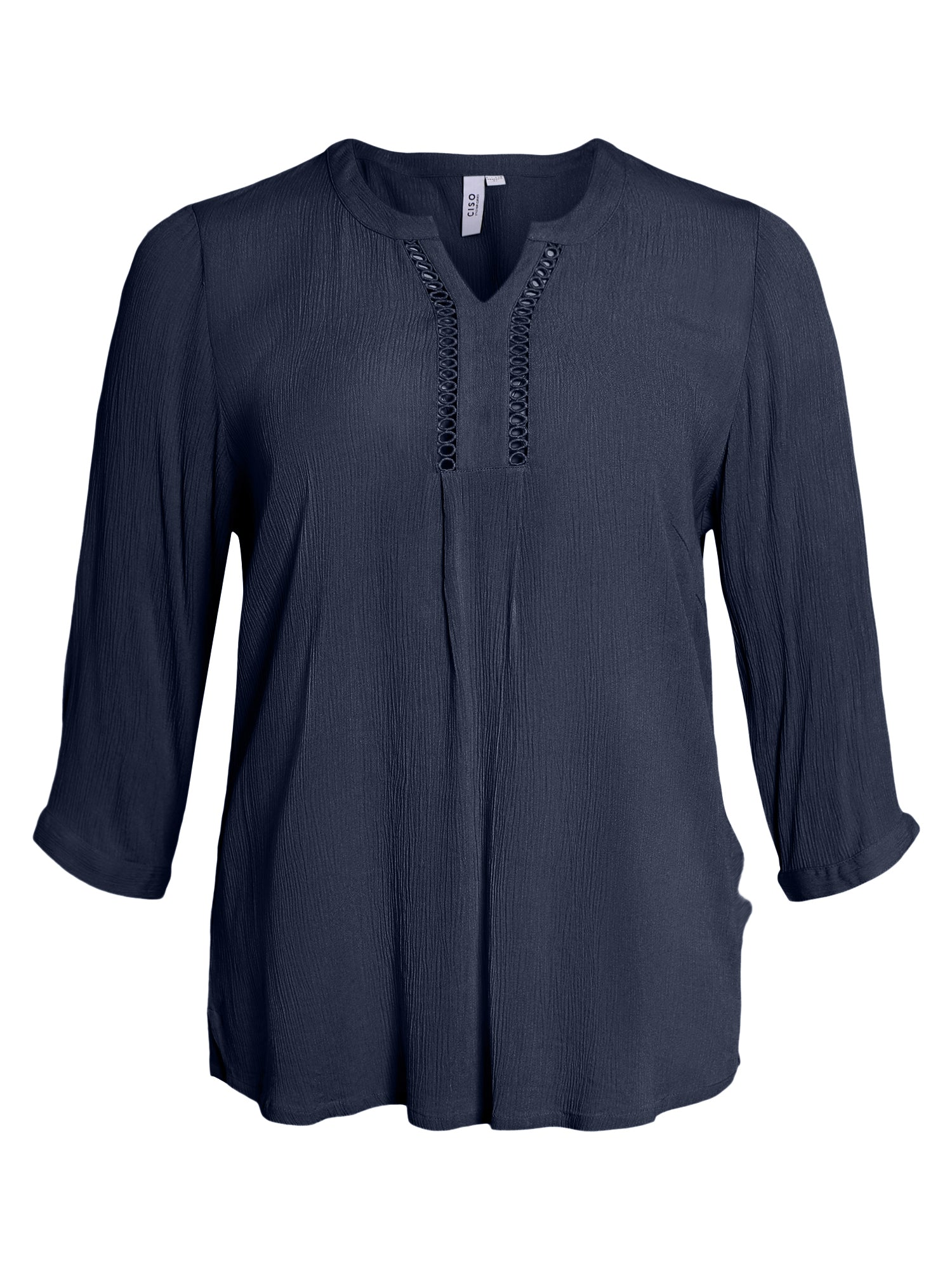 Image of   Bluse - Navy
