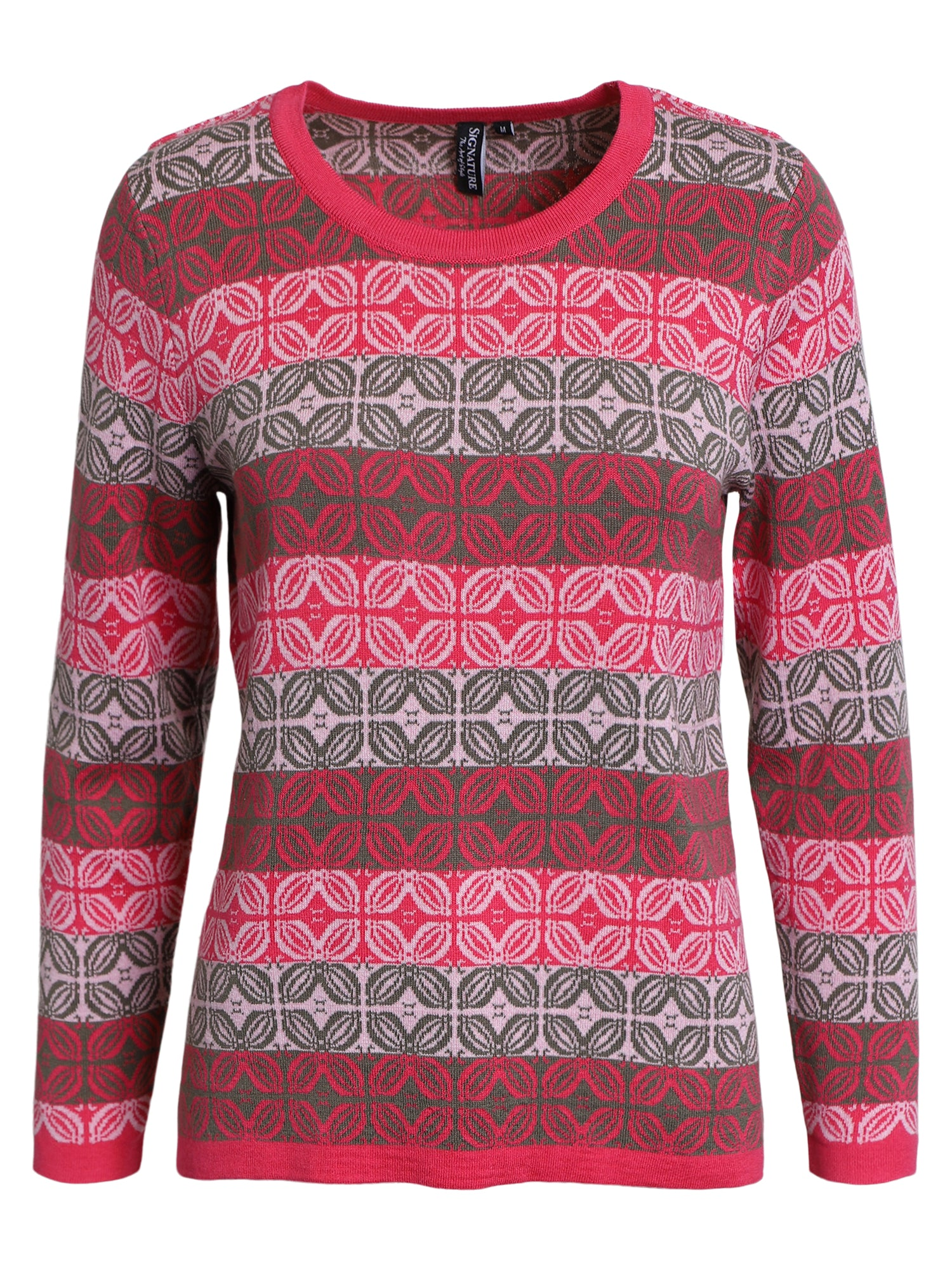 Image of   Pullover - Raspberry