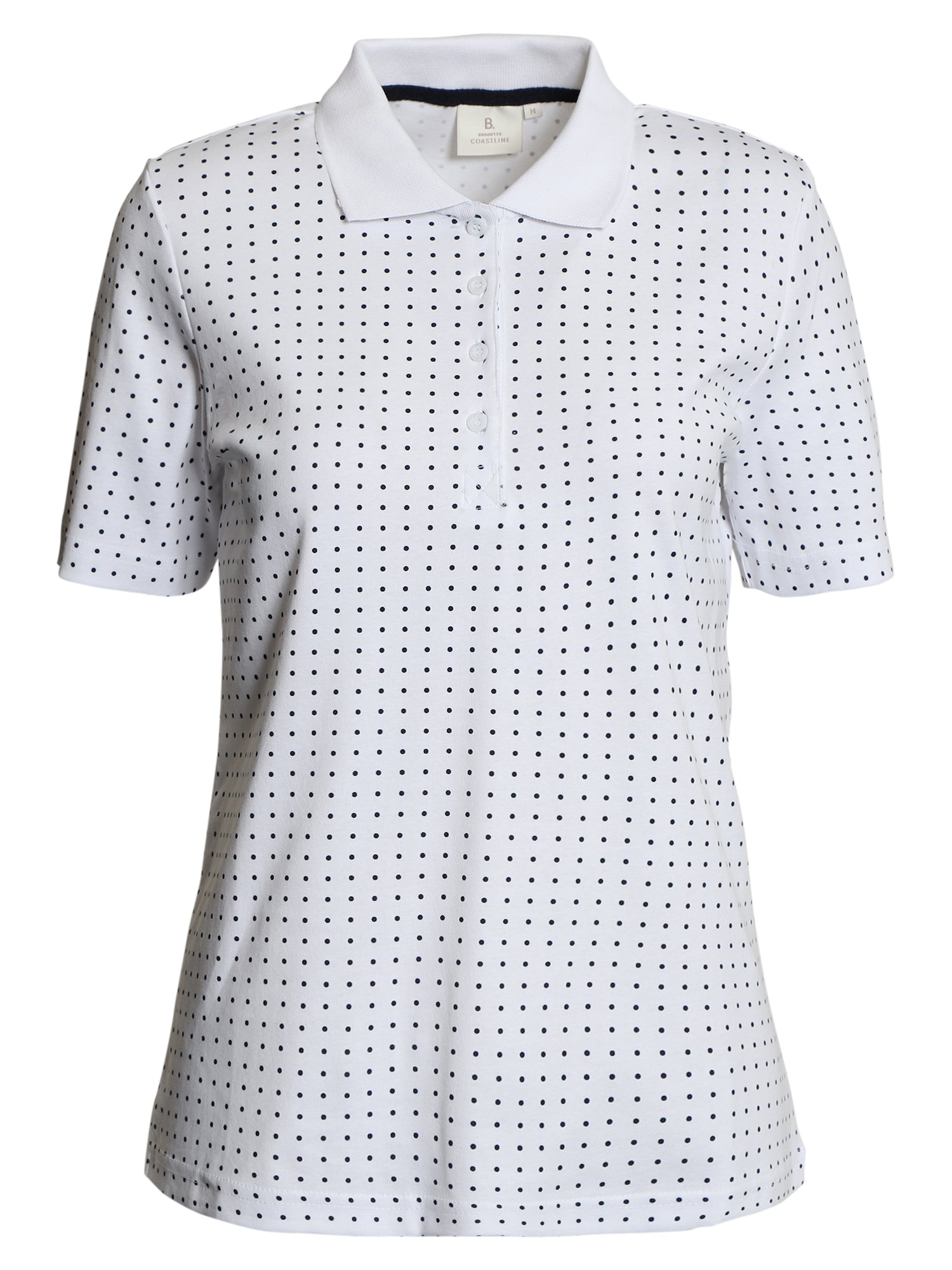 Image of   Polo T-shirt - White