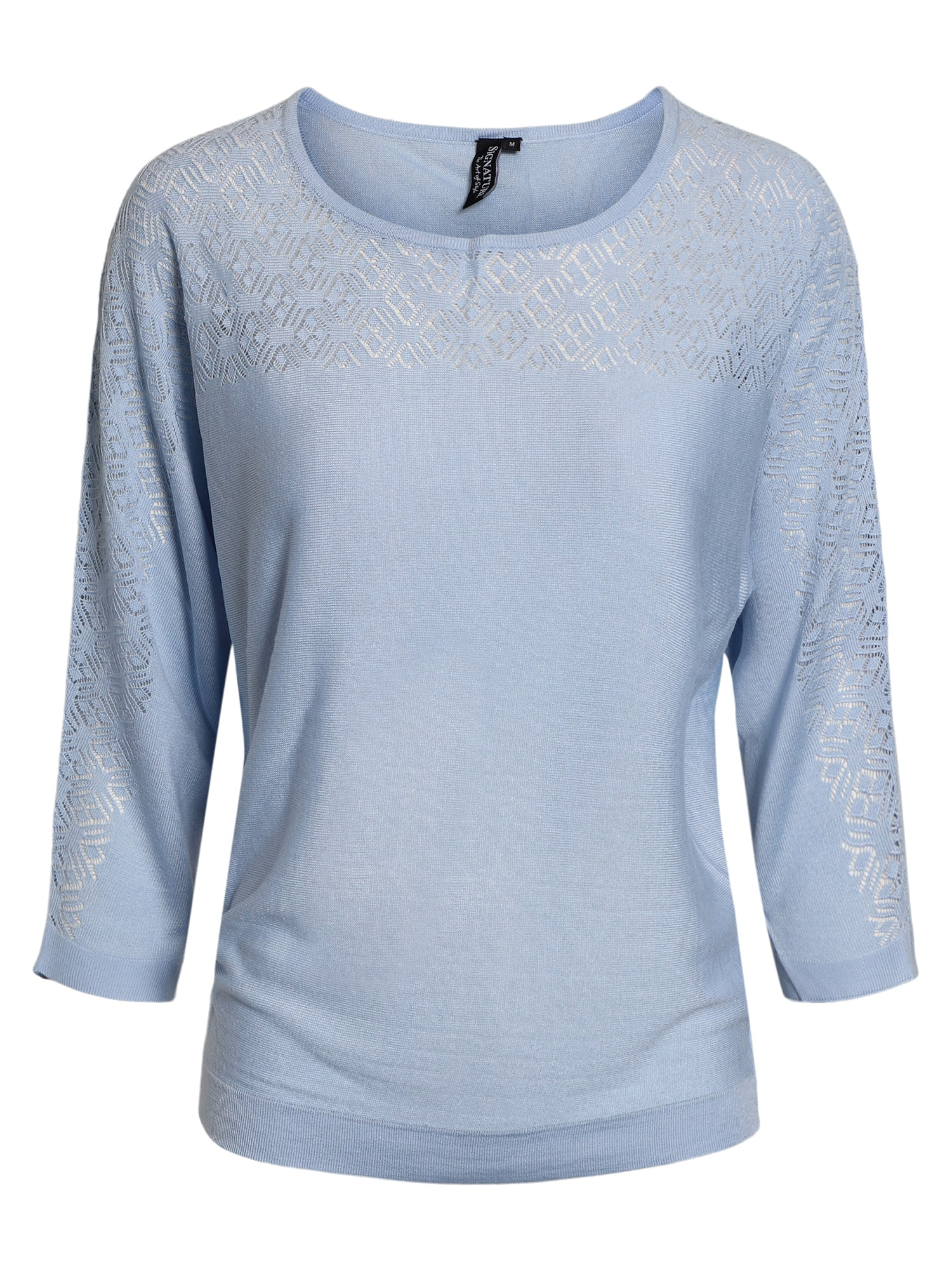 Image of   Pullover - Cashmere Blue