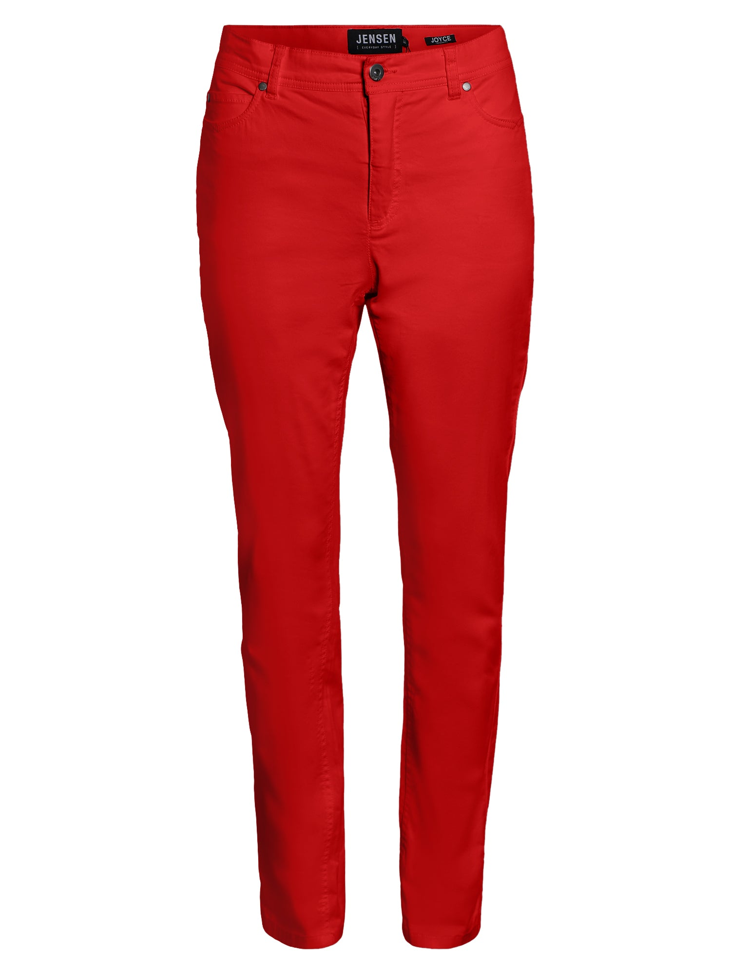 Image of   Jeans Joyce - Highrisk Red