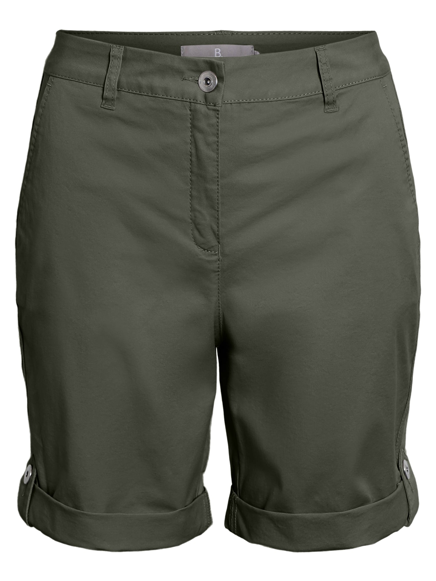 Image of   Casual shorts - Deep Lichen Green