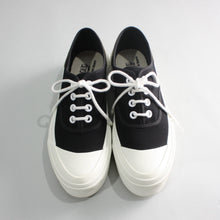 Load image into Gallery viewer, NON TOKYO / 4.0PLATFORM SHOES(BLACK×WHITE)
