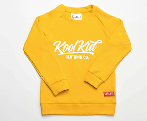 KK CORE TRACK SUIT-MUSTARD YELLOW