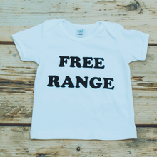 Load image into Gallery viewer, 100% Organic Women's FREE RANGE Tee