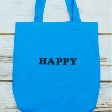 Load image into Gallery viewer, 100% Organic Cotton Tote Bag