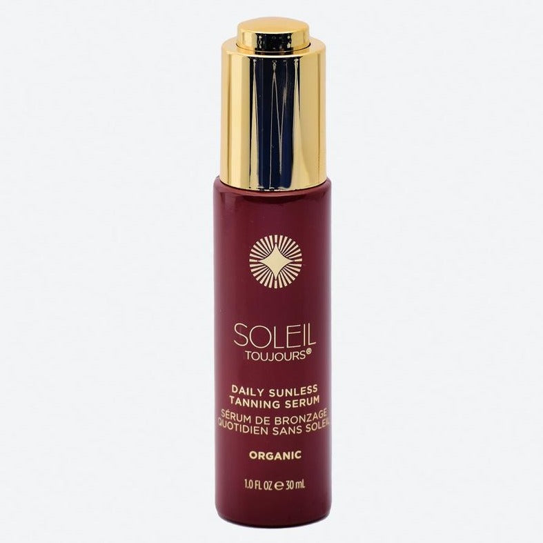 SOLEIL TOUJOURS Organic Daily Sunless Tanning Serum 30ml