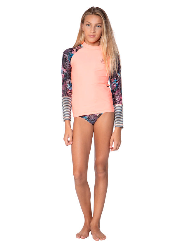 PROTEST Spirit Junior Rashguard