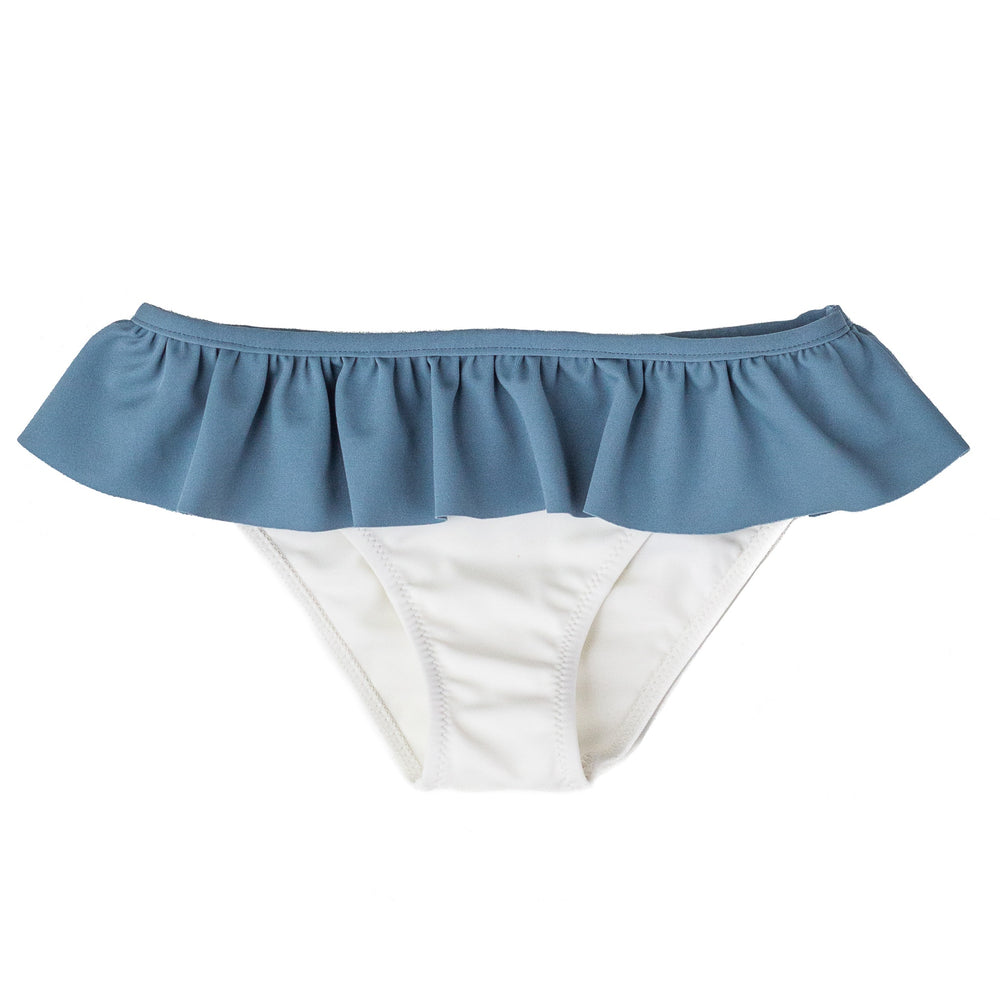 FOLPETTO Alice Swim Pant in Dusty Blue