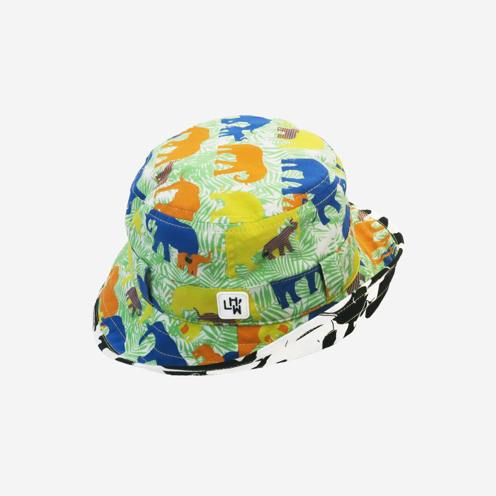 The Adventurer Bucket Hat Ele-Folk