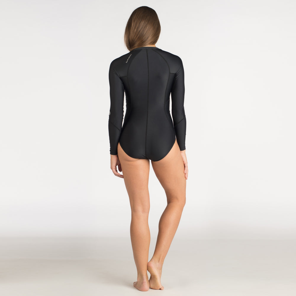 FOURTH ELEMENT Eugenie Long-Sleeved Swimsuit