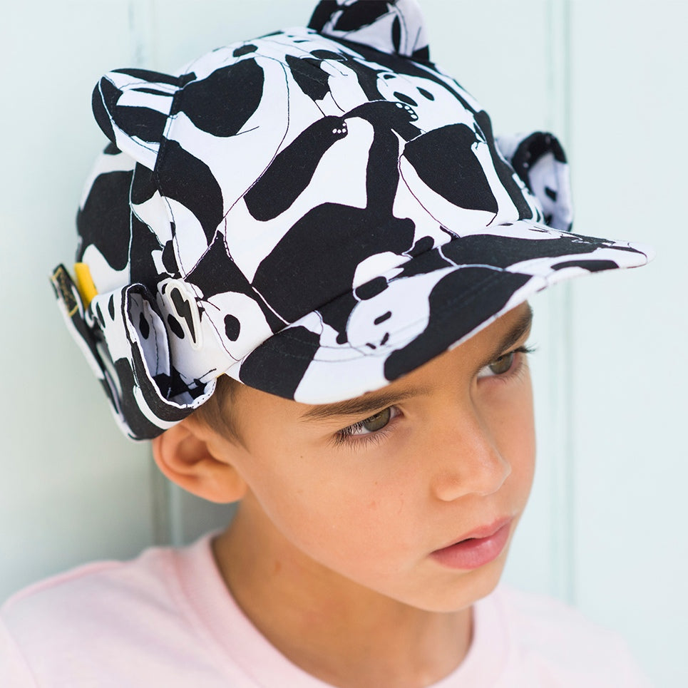 The Cub Cotton Hat Panda Pop
