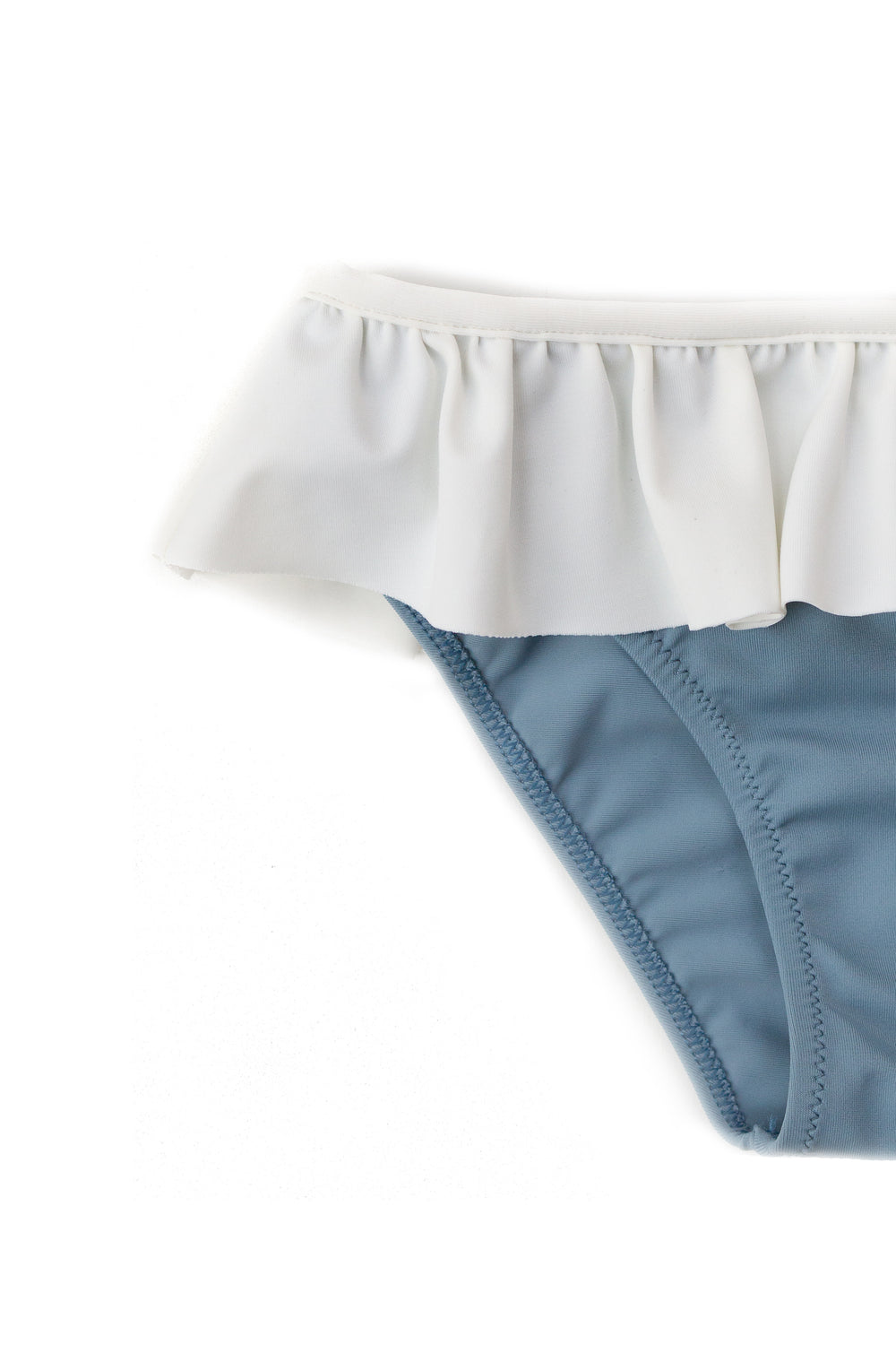 FOLPETTO Maia Bikini in Dusty Blue