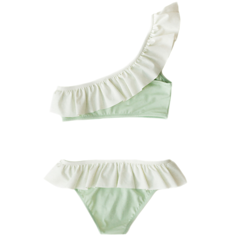 FOLPETTO Maia Bikini in Delicate Mint