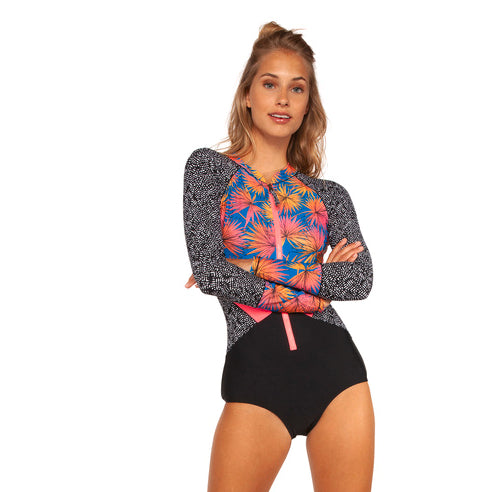 PROTEST Scout Long-Sleeved Swimsuit