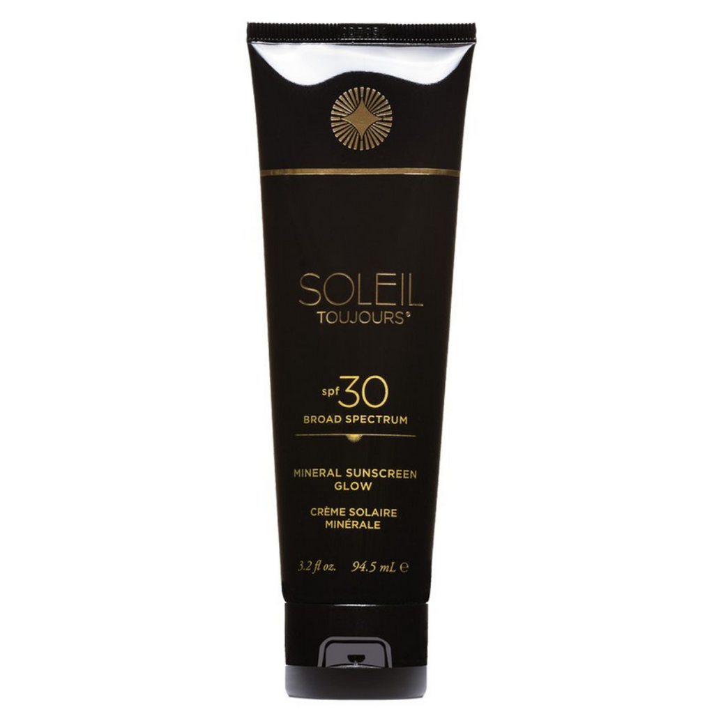 SOLEIL TOUJOURS Mineral Sunscreen Glow SPF 30