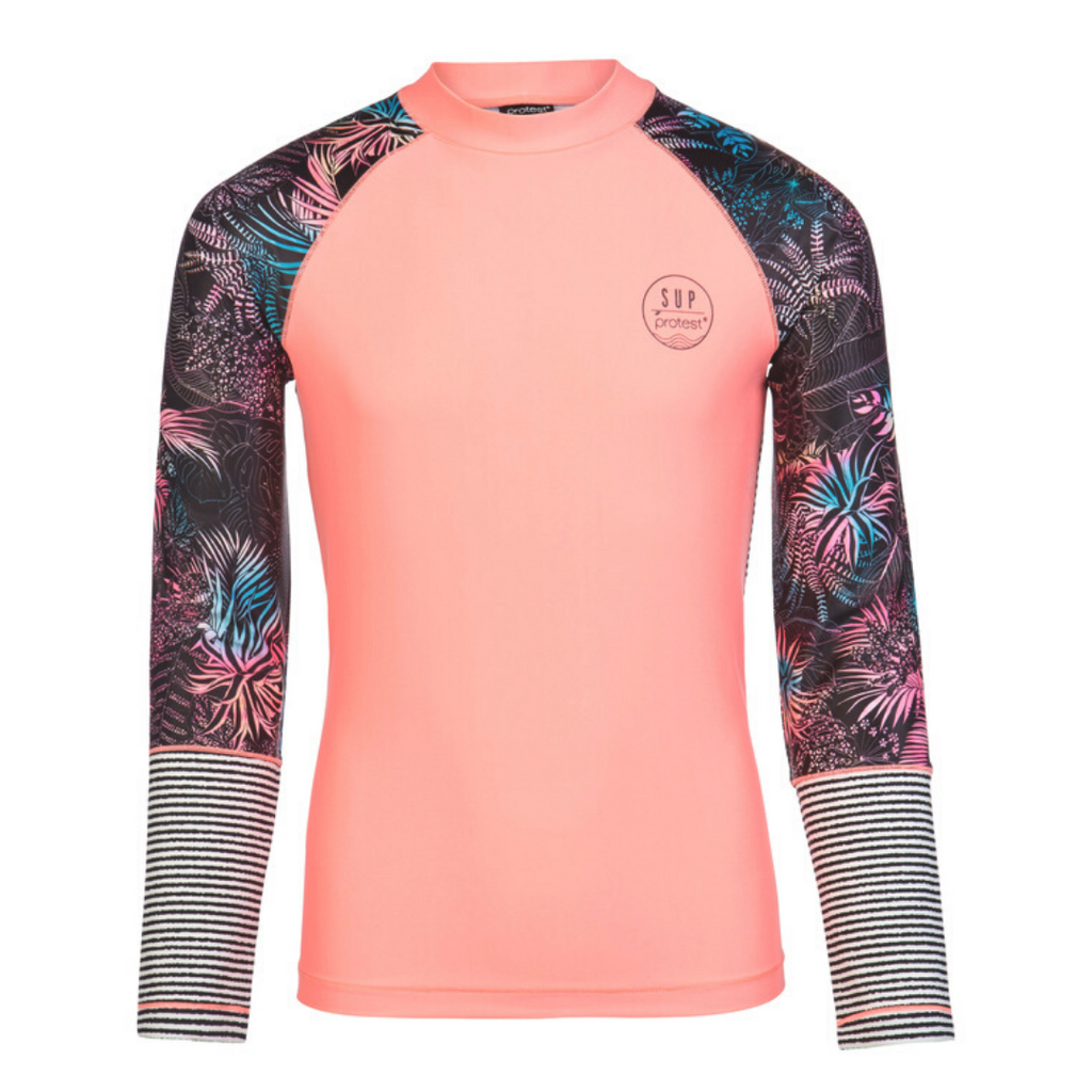 PROTEST JUNIOR Spirit Rashguard