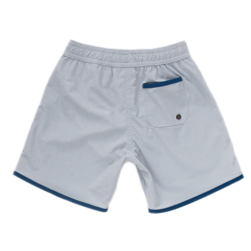 Tommaso Swim Shorts Cloud Grey
