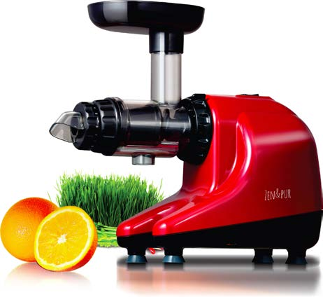 Extracteur de Jus Horizontal - Vital Juicer 03 Zen & Pur - 2 Coloris