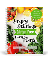 Simply Delicious Gluten Free Meal Plans