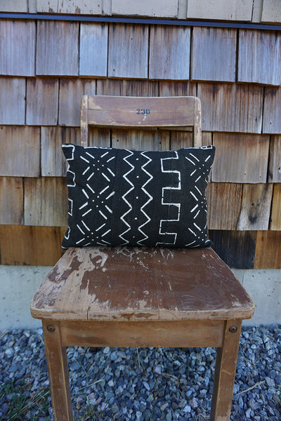 Stevie - African Mudcloth Pillow